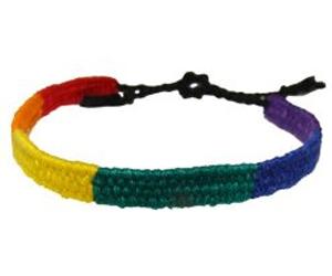 gay-rainbow-bracelet-woven