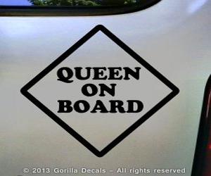 queen-on-board-sticker