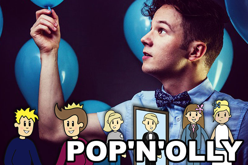 Pop'n'Olly, London Youtuber, Interview