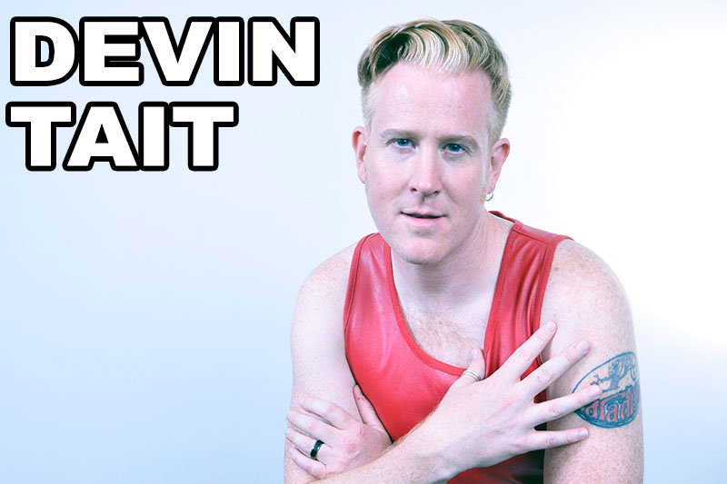 Devin Tait, Los Angeles Musician & Visual Artist, INterview