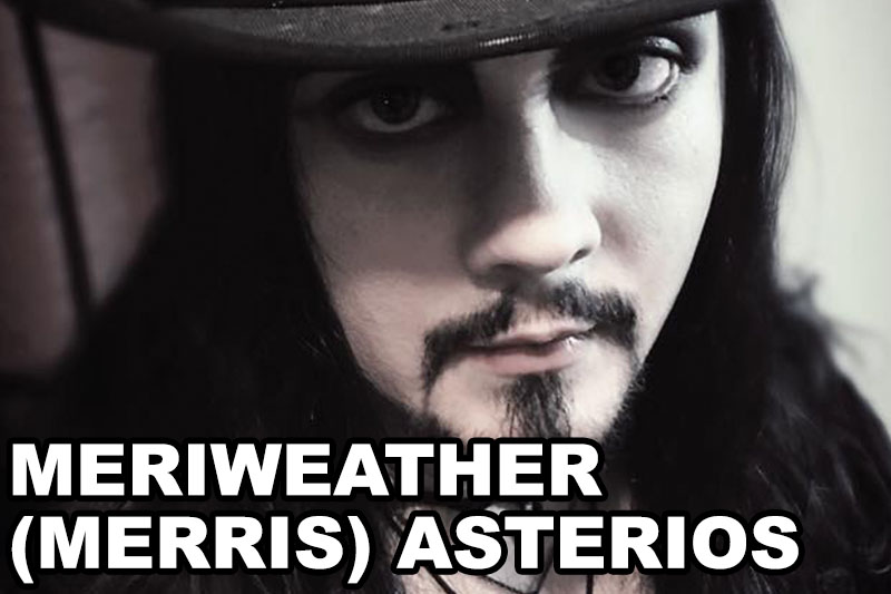 Meriweather (Merris) Asterios, Arkansas Writer & Artist, Interview