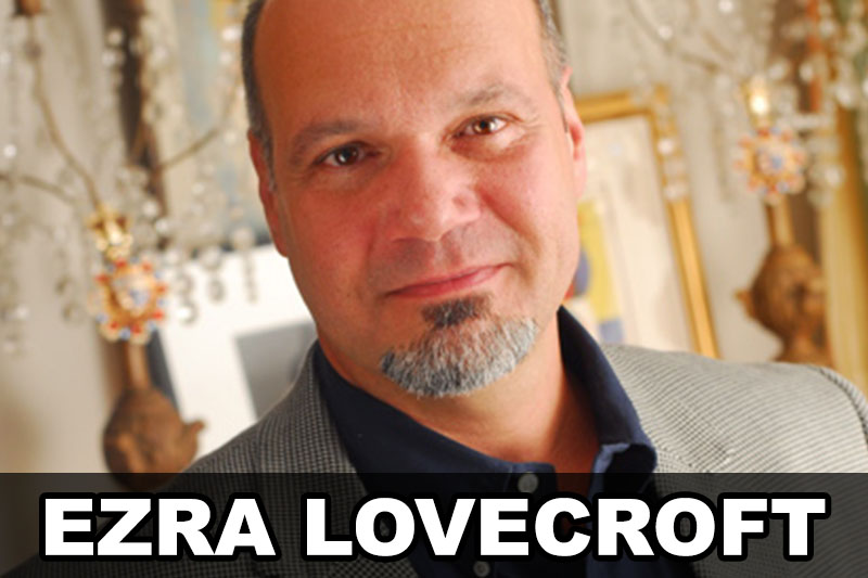 Ezra Lovecroft, Long Island Poet, Interview