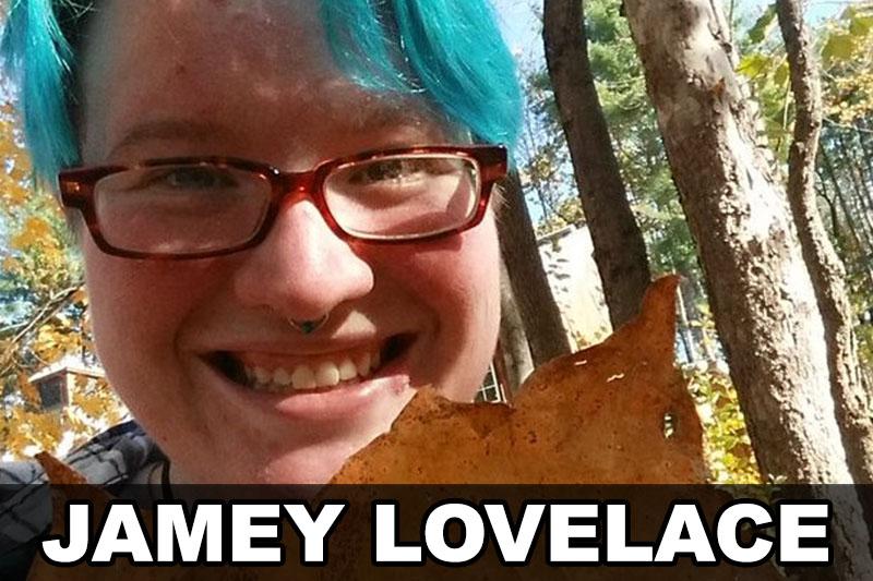 Jamey Lovelace, Buffalo Zine Artist, Interview