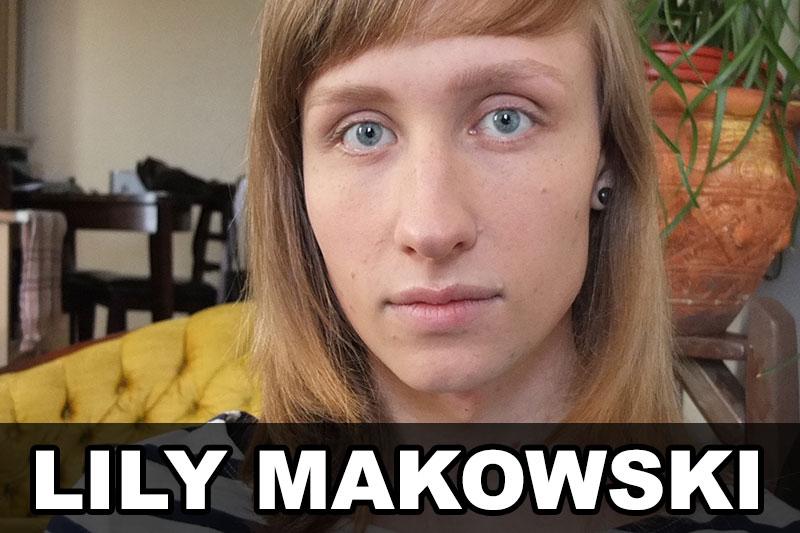 Lily Makowski, Edmonton Artist, Interview