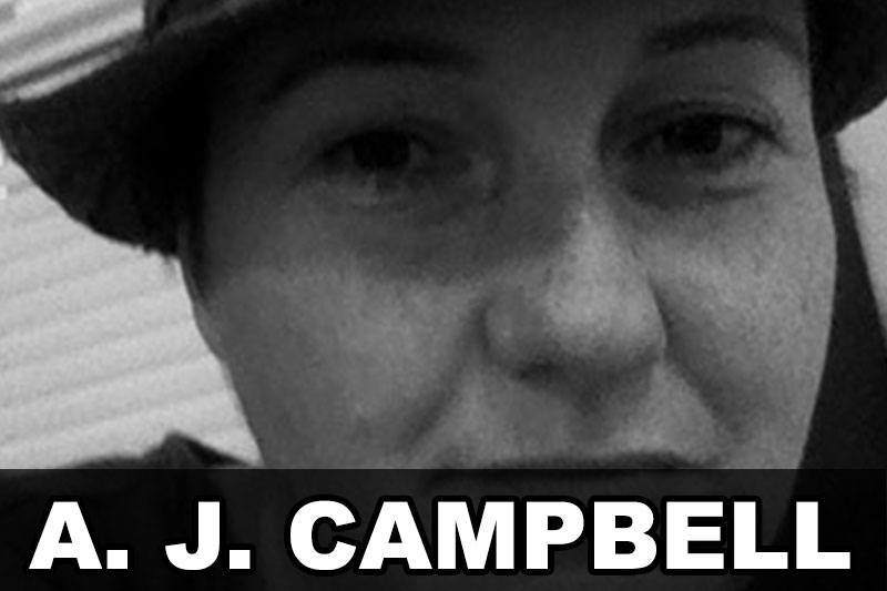 A. J. Campbell, Writer Interview