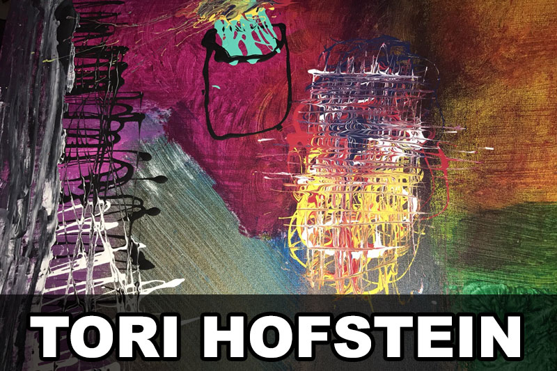 Tori Hofstein, Clayton Painter & Poet, Interview