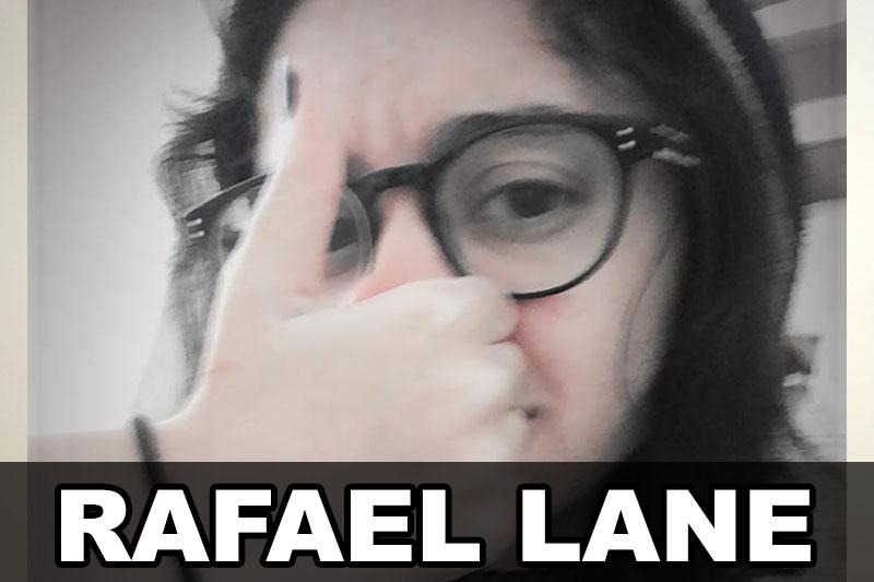Rafael Lane, Brazil Visual Artist, Interview