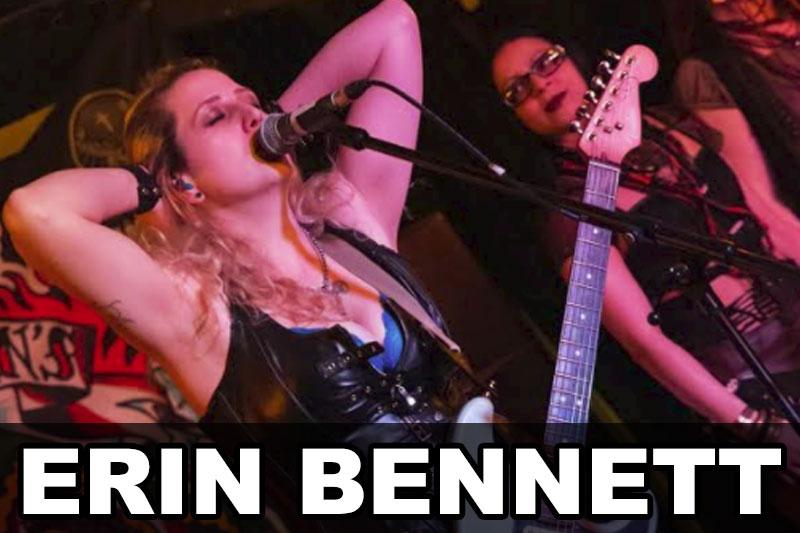 Erin Bennett & The EB Band, Scotland Singer/Songwriter & Guitarist, Interview