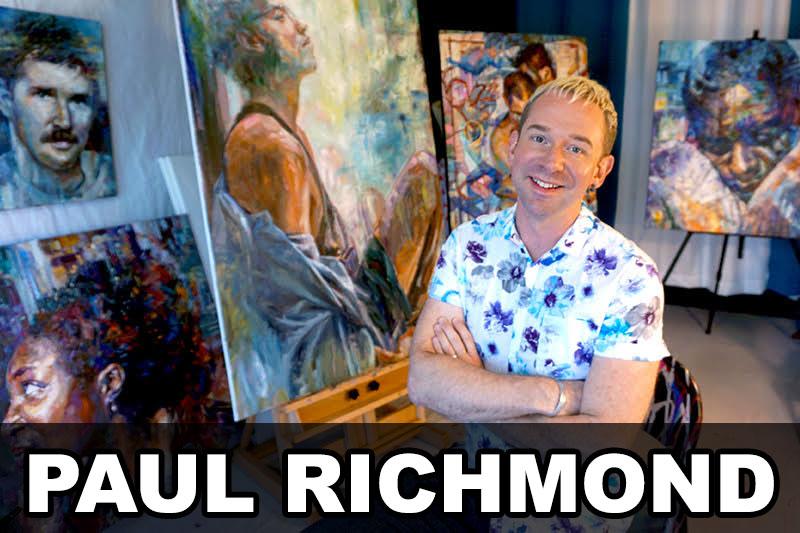 Paul Richmond, Monterey Visual Artist, Interview