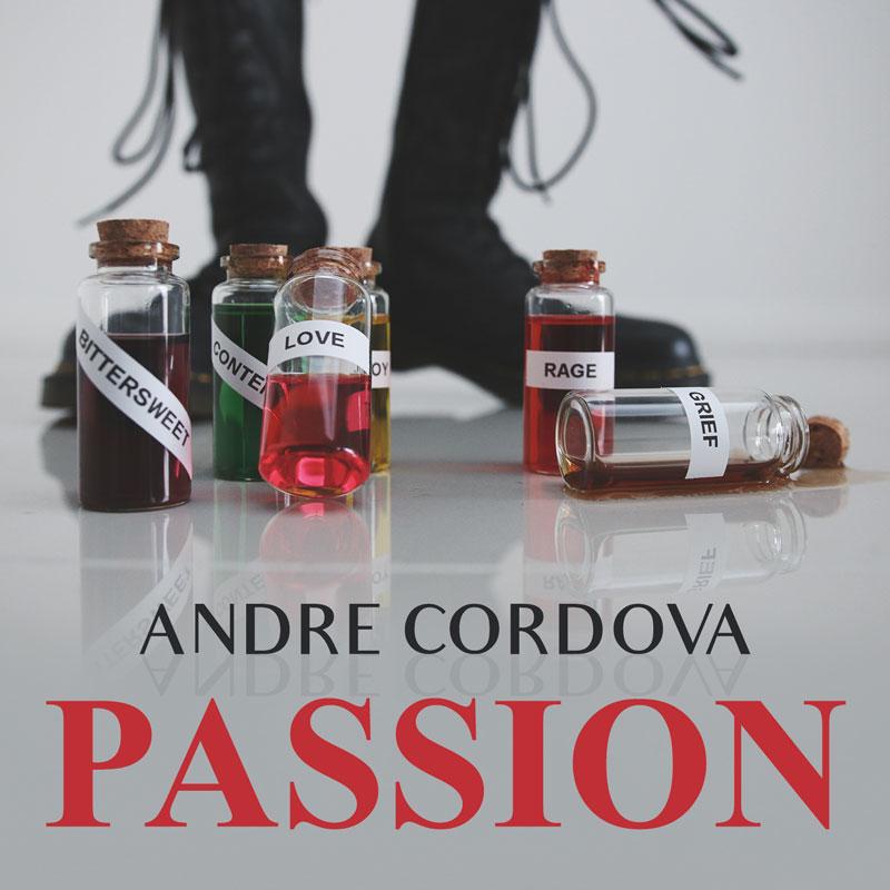 Passion: The Debut Album by Andre Cordova