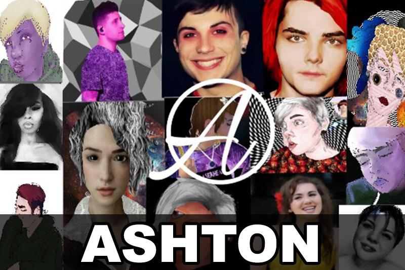 Ashton, New Orleans Visual Artist, Interview