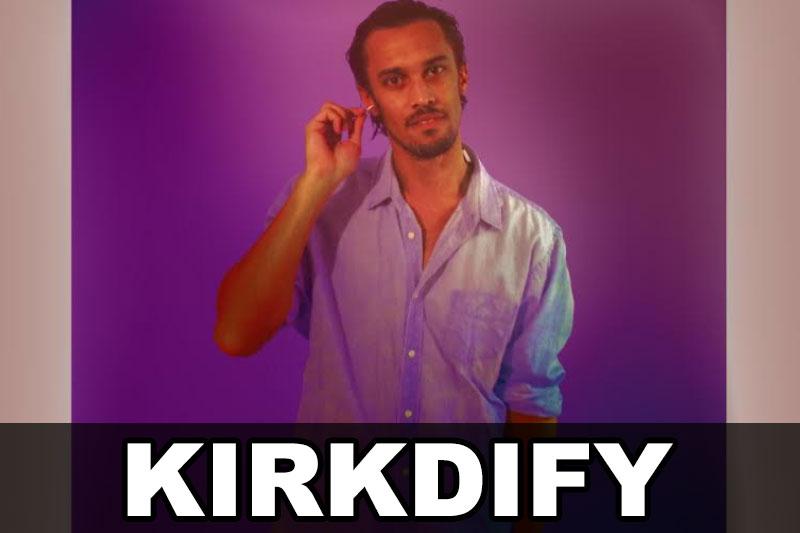 kirkdify, Idaho Artist, Interview