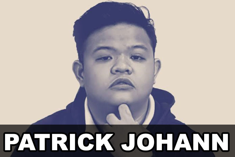 Patrick Johann, Manila Visual Artists, Interview