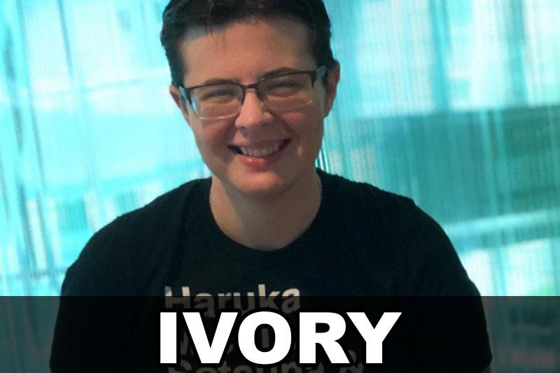 Ivory, San Diego Script Writer, Interview