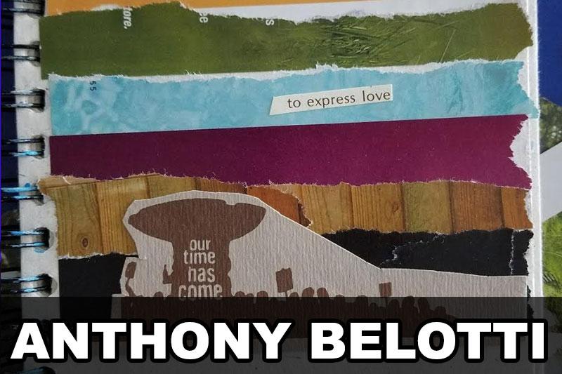 Anthony Belotti, Stafford Activist & Artist; Interview