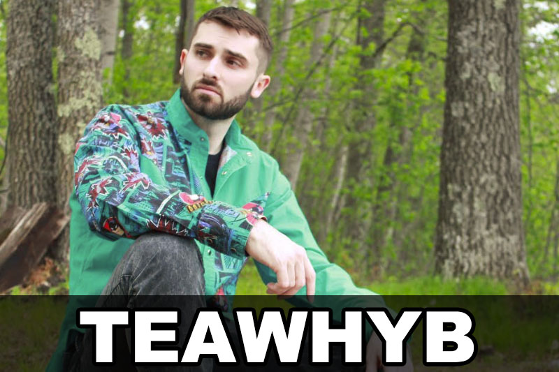 TeawhYB, Green Bay, Public Speaker, Vocal Performer, Singer & Rapper; Interview