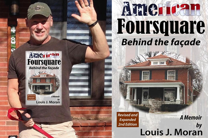 PRESS: American Foursquare, Behind The Façade by Louis J. Moran